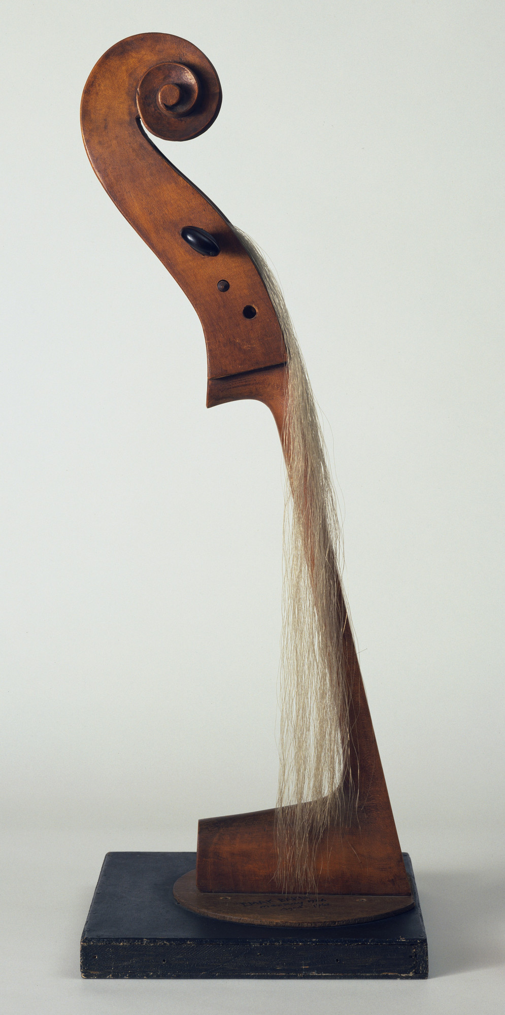 Man Ray (Emmanuel Radnitzky). Emak Bakia. 1962 (replica of 1926 original)