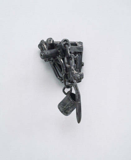 Melvin Edwards. Cup of? from the Lynch Fragment series. 1988
