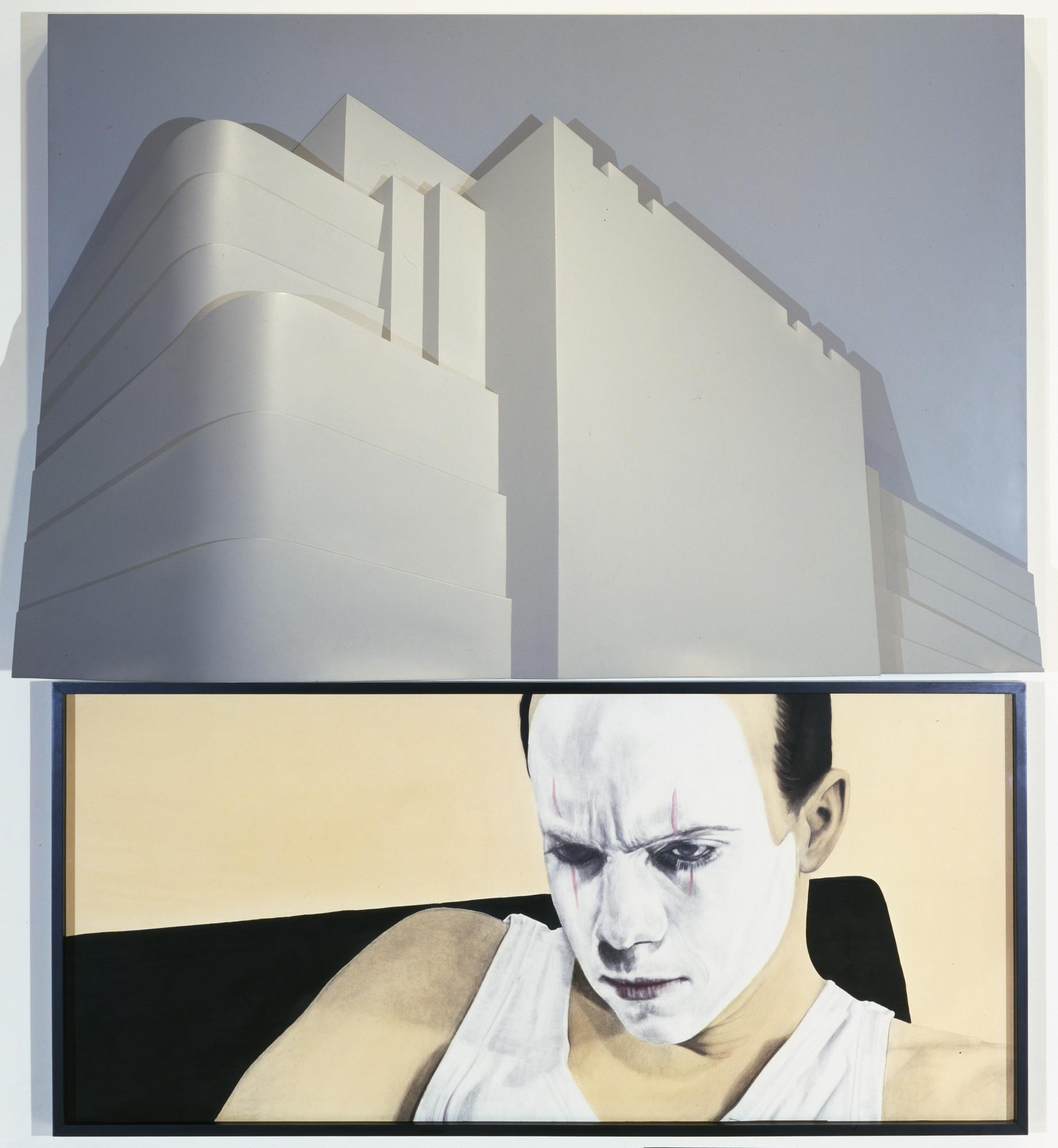 Robert Longo. Pressure. 1982-83 | MoMA