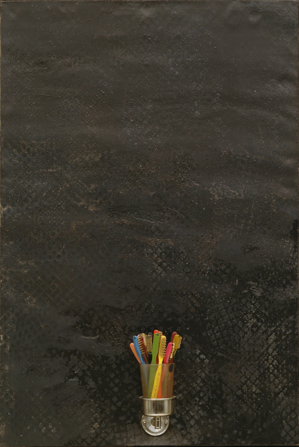Jim Dine. Still Life Painting. 1962