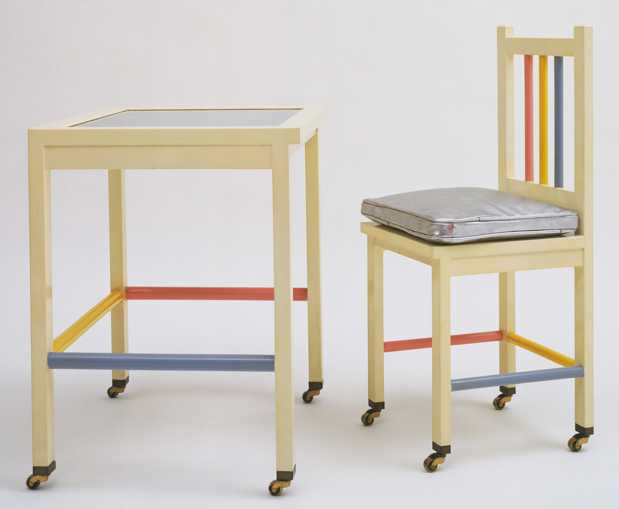 Scott Burton. Child's Table and Chair. 1978