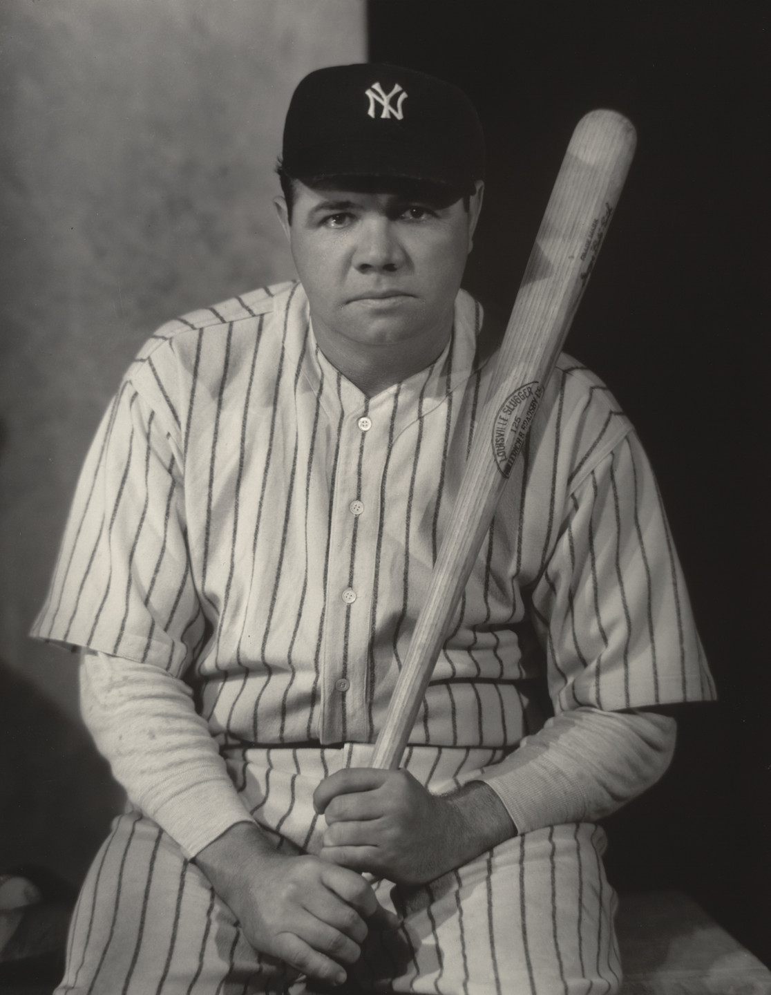Nickolas Muray. Babe Ruth. c. 1927