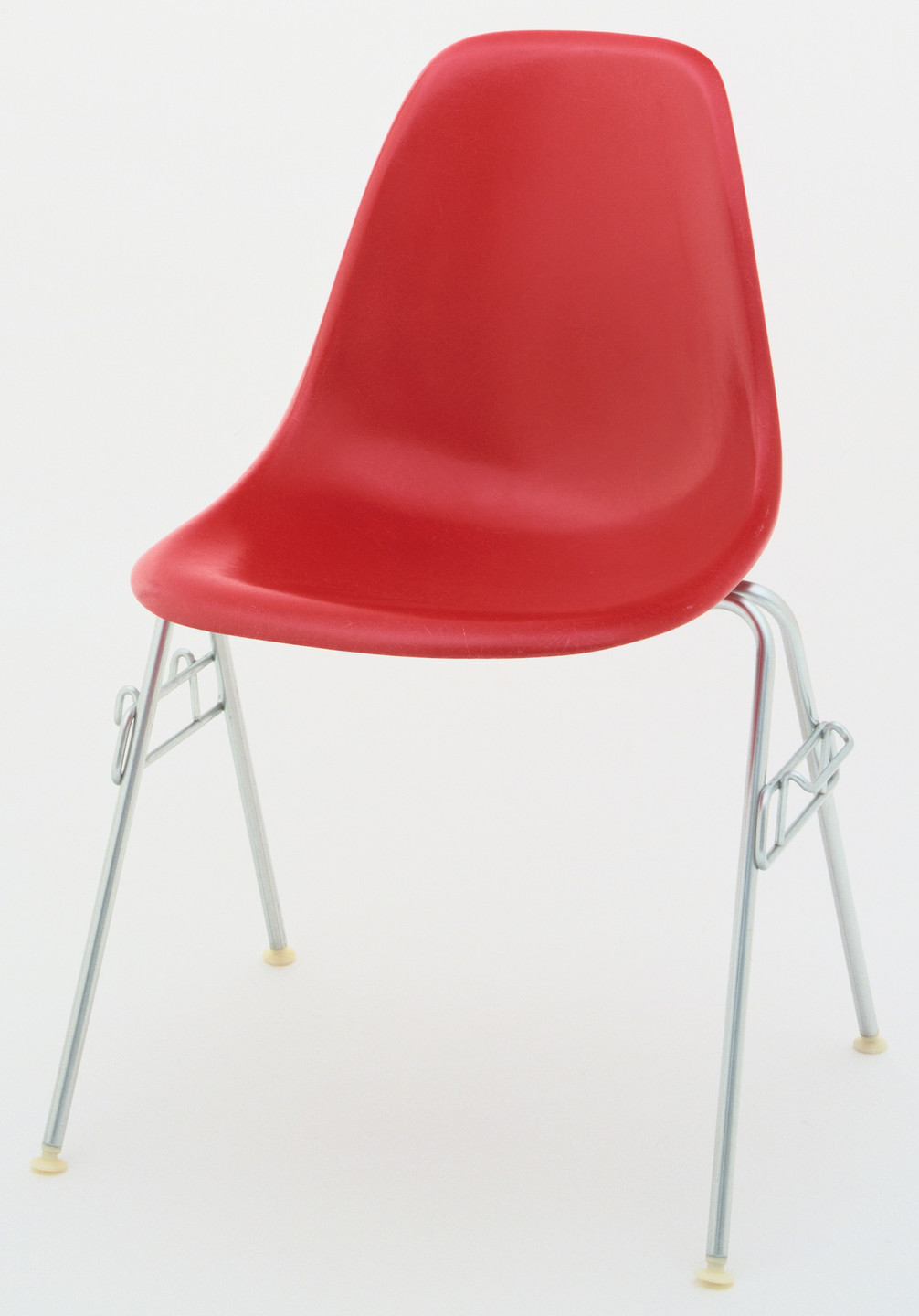 Charles Eames, Ray Eames. Stacking Side Chair. 1955