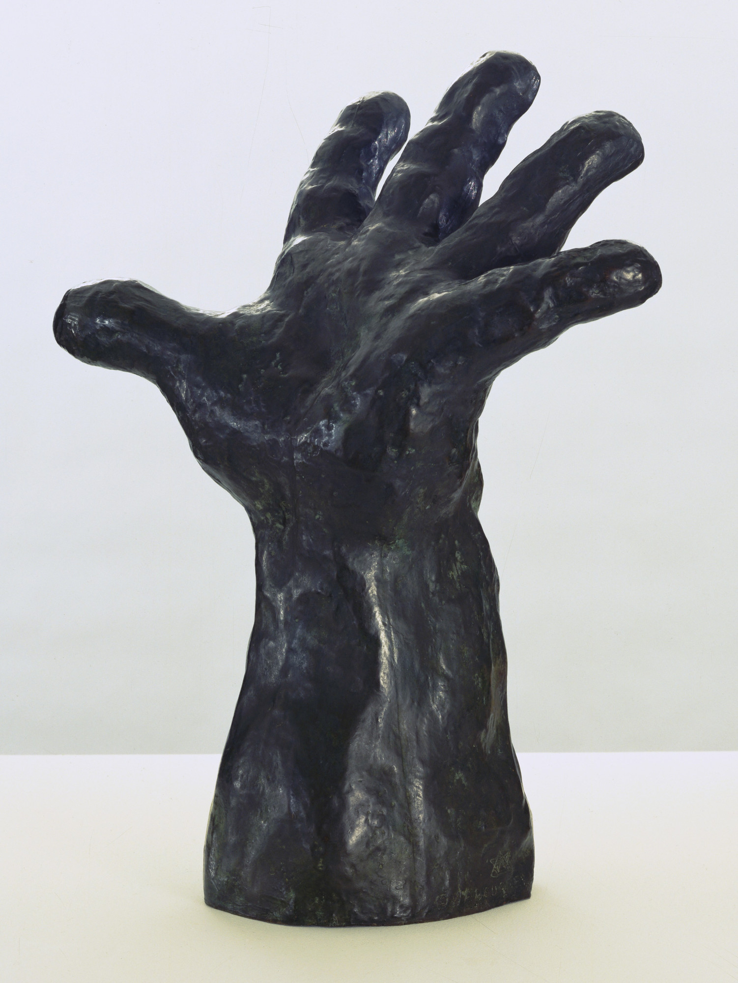 Émile-Antoine Bourdelle. The Warrior's Hand. 1889