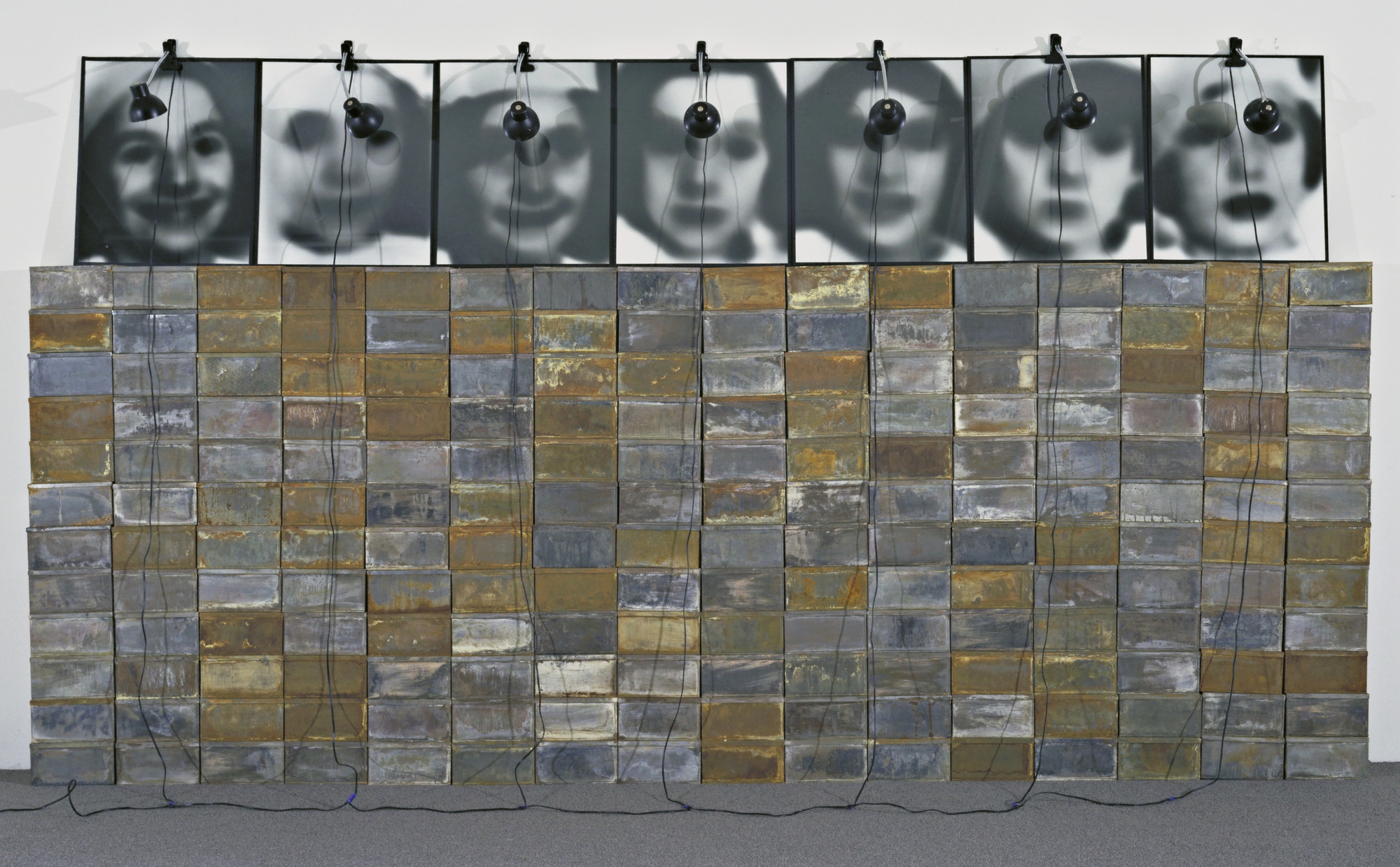 Christian Boltanski. The Storehouse. 1988