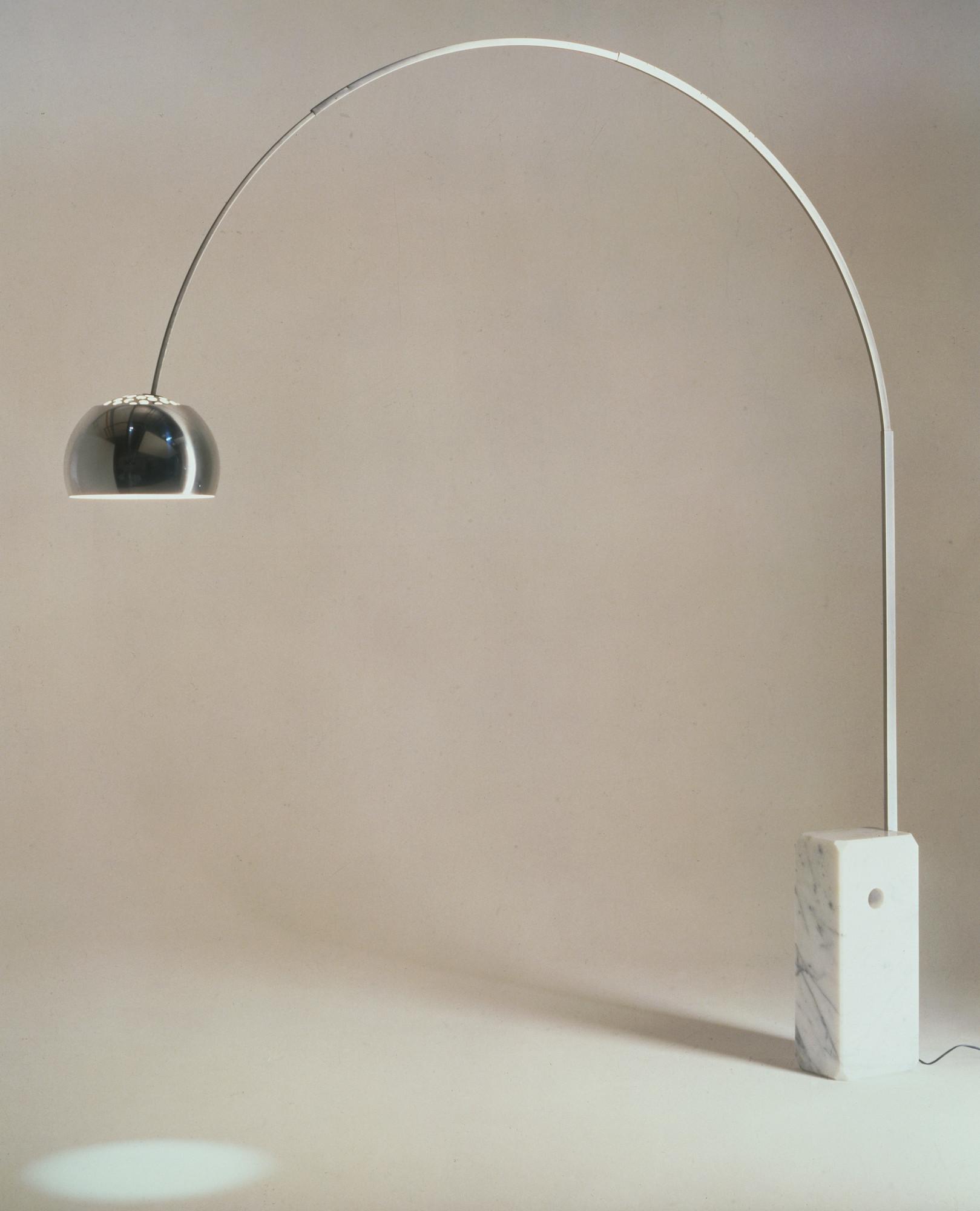 Achille castiglioni pier giacomo castiglioni arco floor lamp 1962 achille castiglioni pier giacomo castiglioni arco floor lamp 1962 aloadofball Gallery