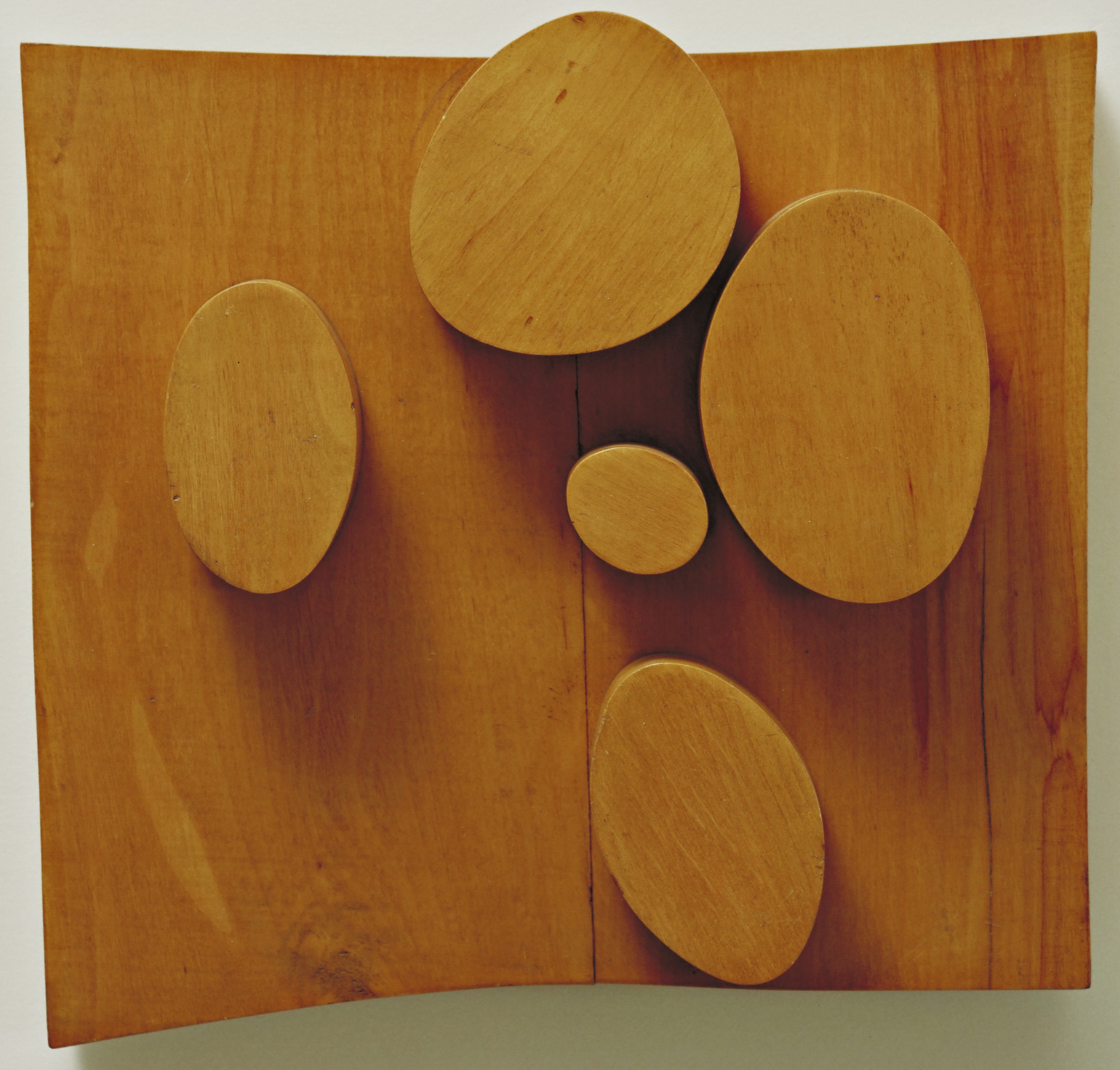 Jean (Hans) Arp. Objects Arranged According to the Law of Chance. 1930