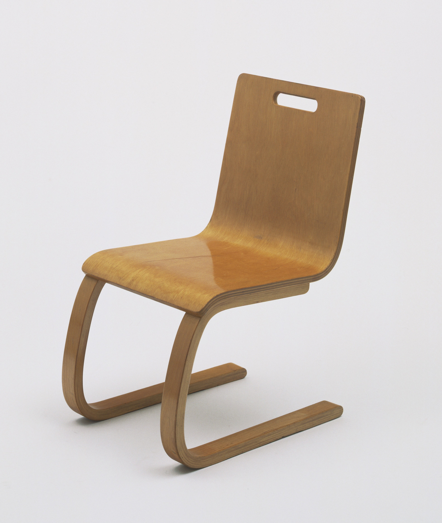 Aino Aalto, Alvar Aalto. Child's Chair (model 103). Designed 1929 (this example ca. 1936)