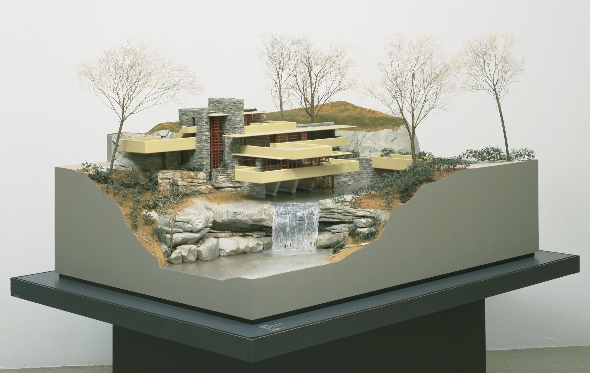 Weg sparen heiß-verkauf freiheit neue Version Frank Lloyd Wright. Fallingwater, Edgar J. Kaufmann House ...