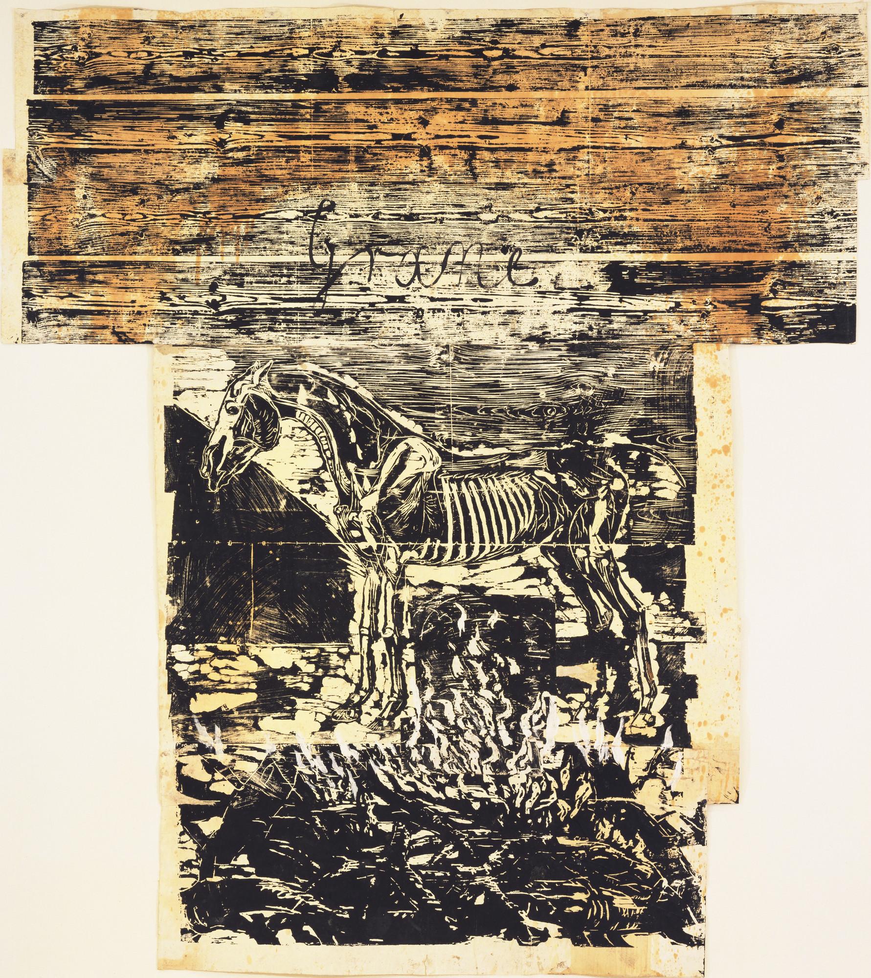 Anselm Kiefer. Grane. (1980-93) | MoMA