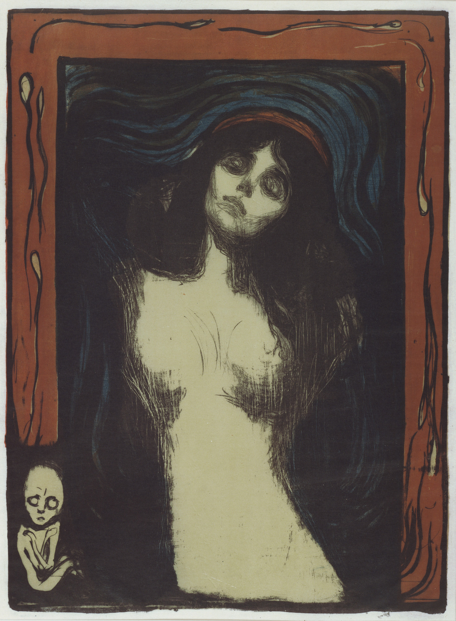 Symbolism moma edvard munch madonna 18951902 biocorpaavc Images