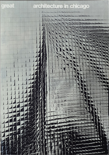 Tomoko Miho. Great Architecture in Chicago. 1967