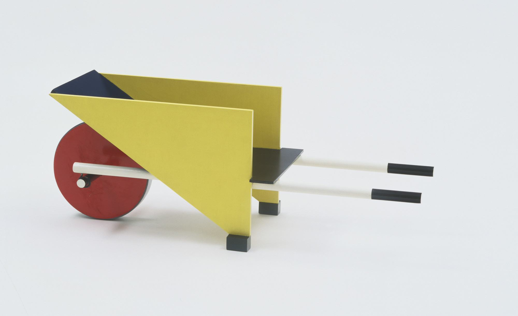 Gerrit Rietveld. Child's Wheelbarrow. 1923