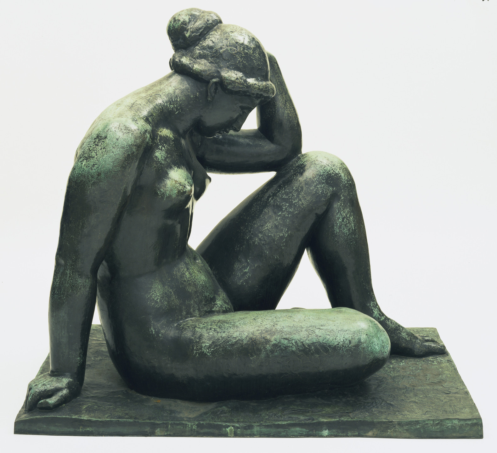 Aristide Maillol. The Mediterranean. 1902-05 (cast c. 1951-53)