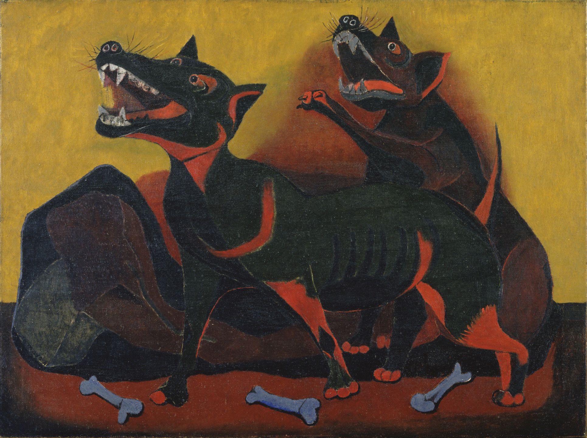 Rufino Tamayo. Animals. 1941