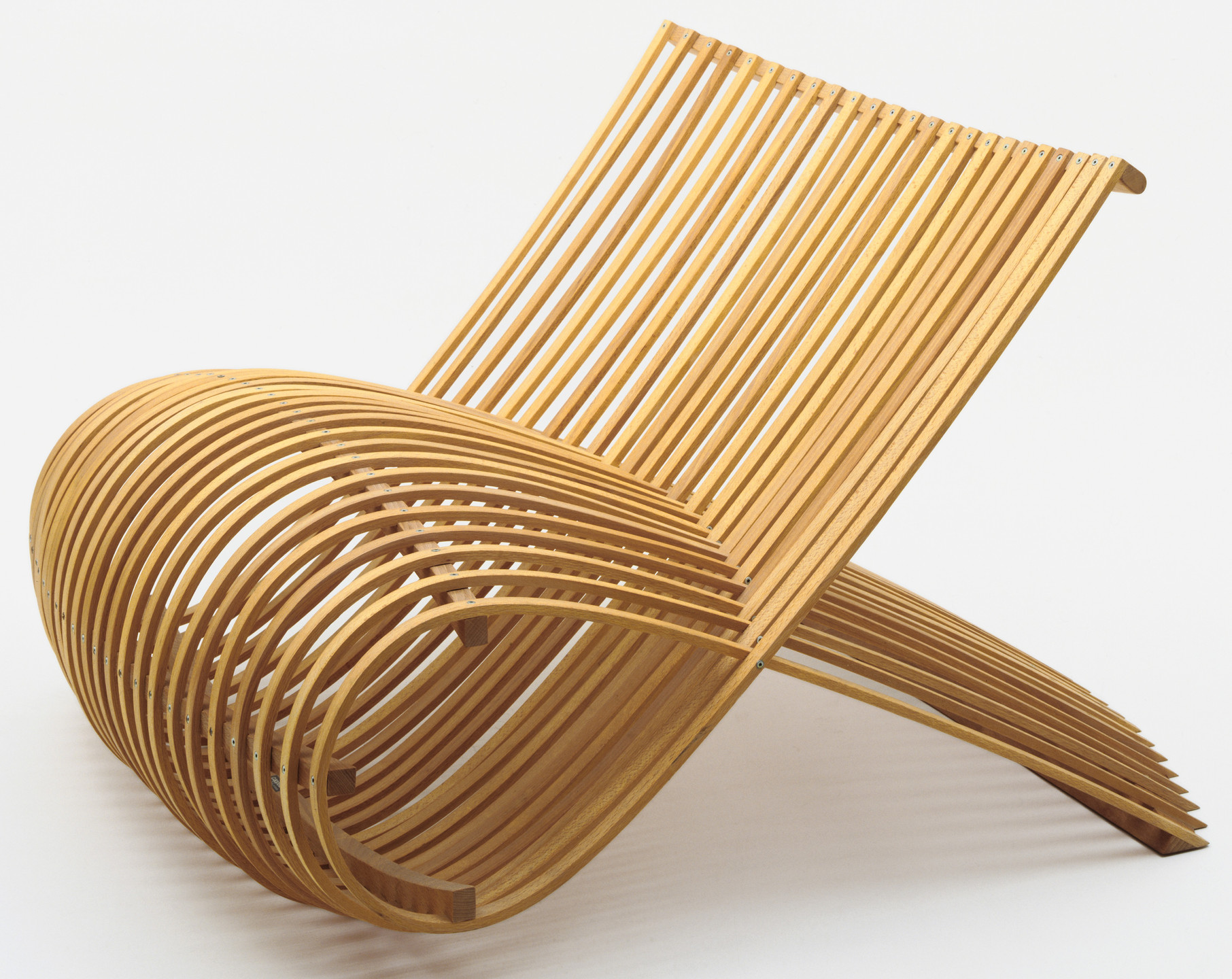Marc Newson. Wood Chair. 1988