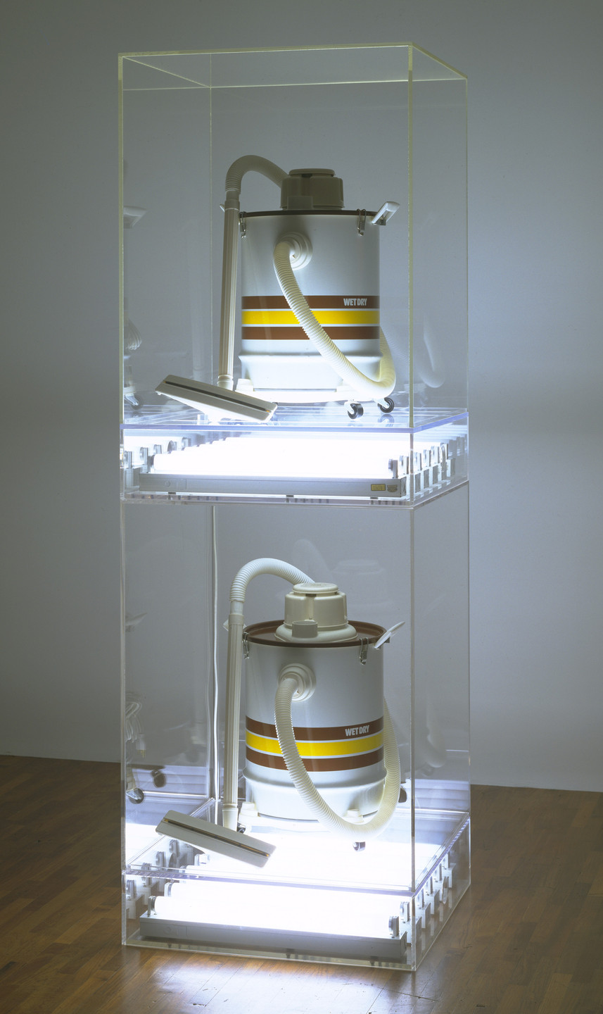 Jeff Koons. New Shelton Wet/Dry Doubledecker. 1981