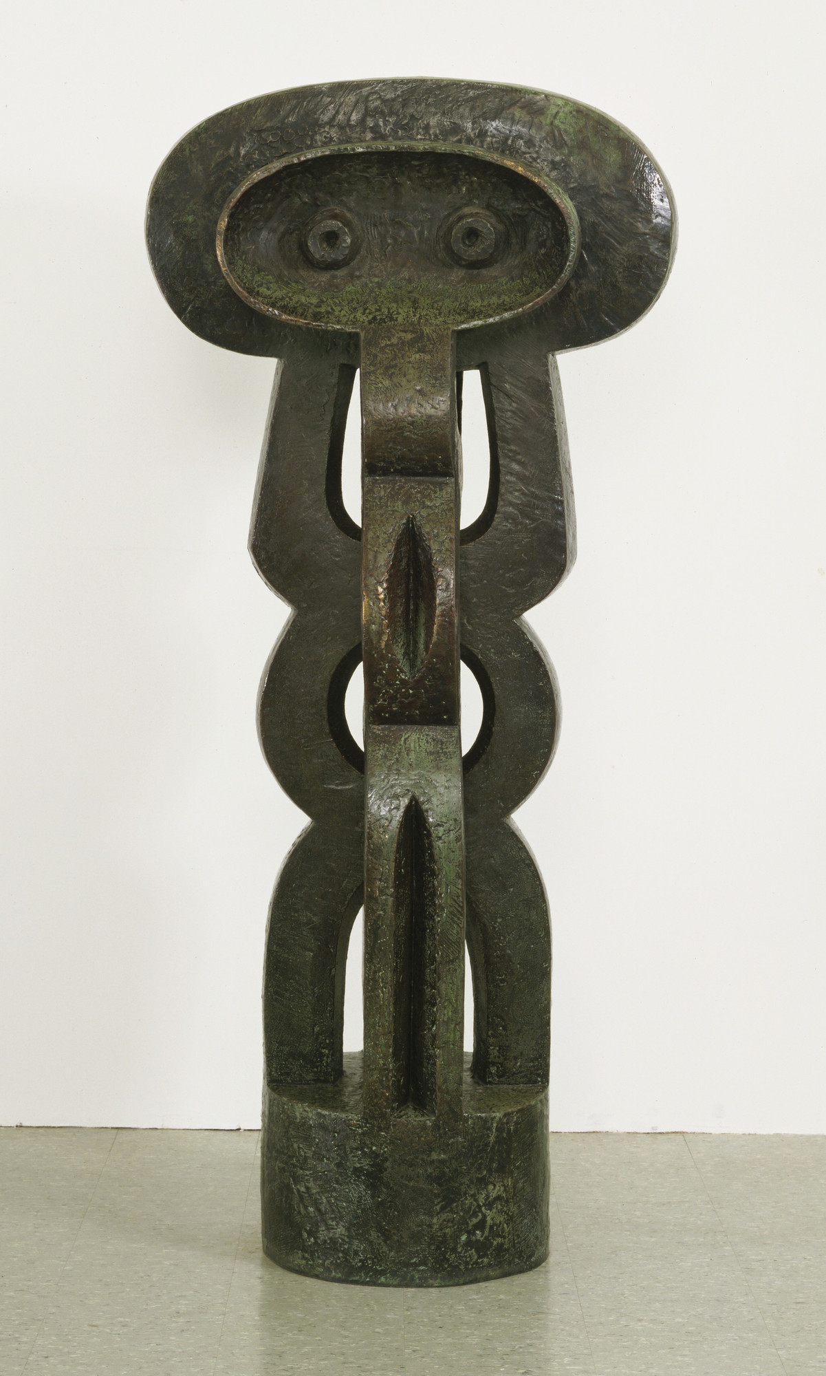 Jacques Lipchitz. Figure. 1926-30 (cast 1937)