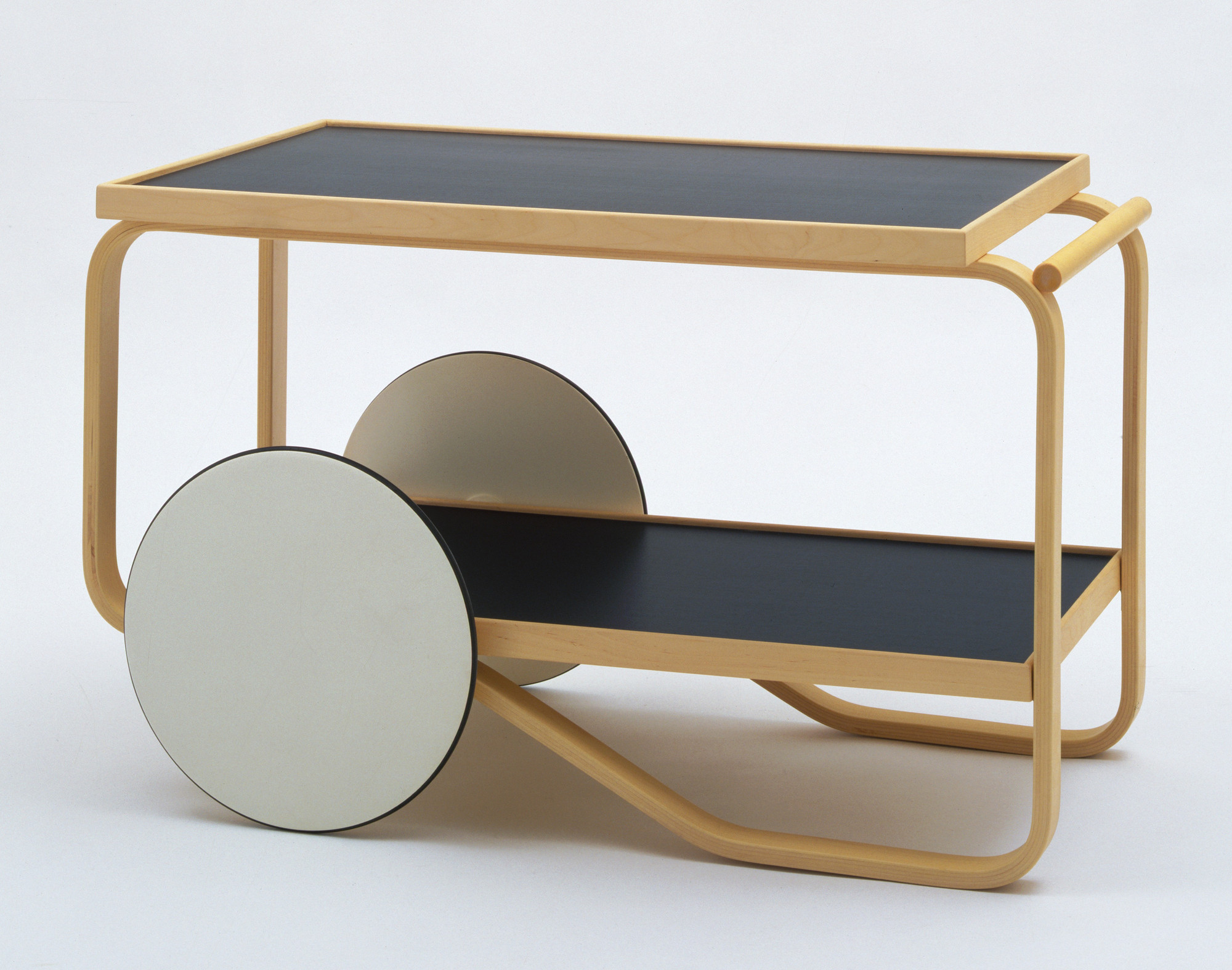 Alvar Aalto. Tea Trolley (model 98). 1936-37