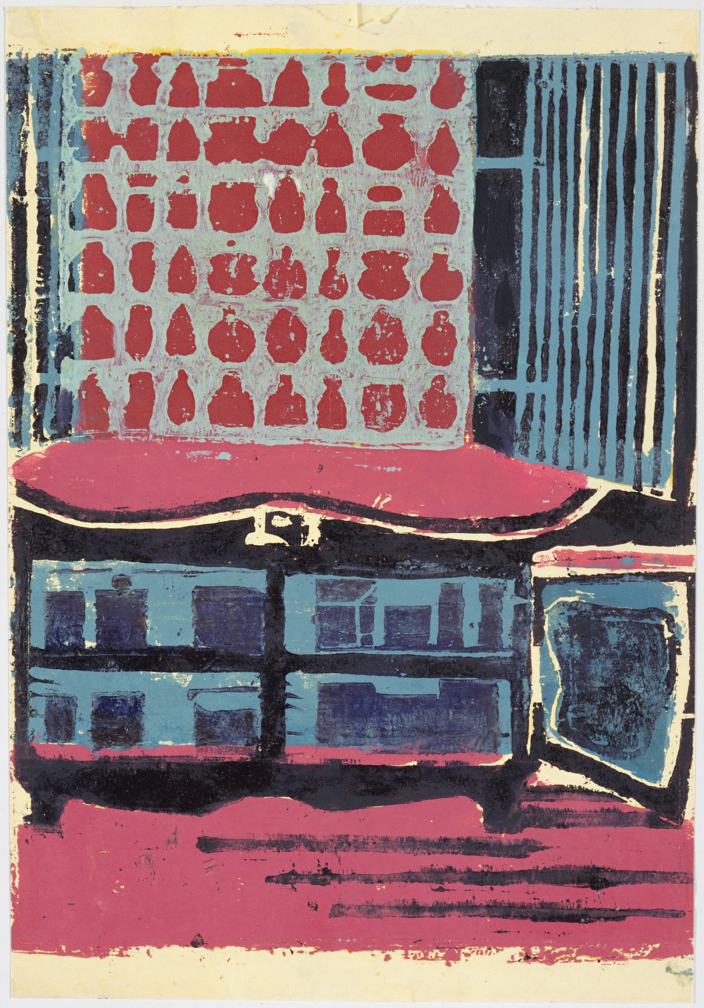 Louise Bourgeois. During the War: Shortage of Food in Easton. 1942-1944