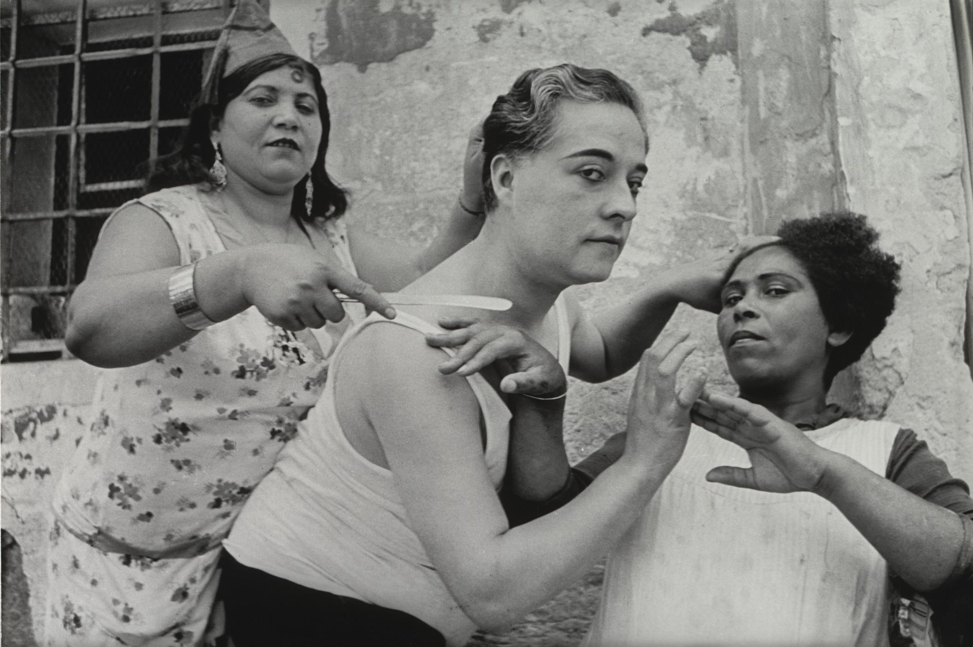 Henri Cartier-Bresson, Alicante, Spain, 1932。(取自MoMA網頁)
