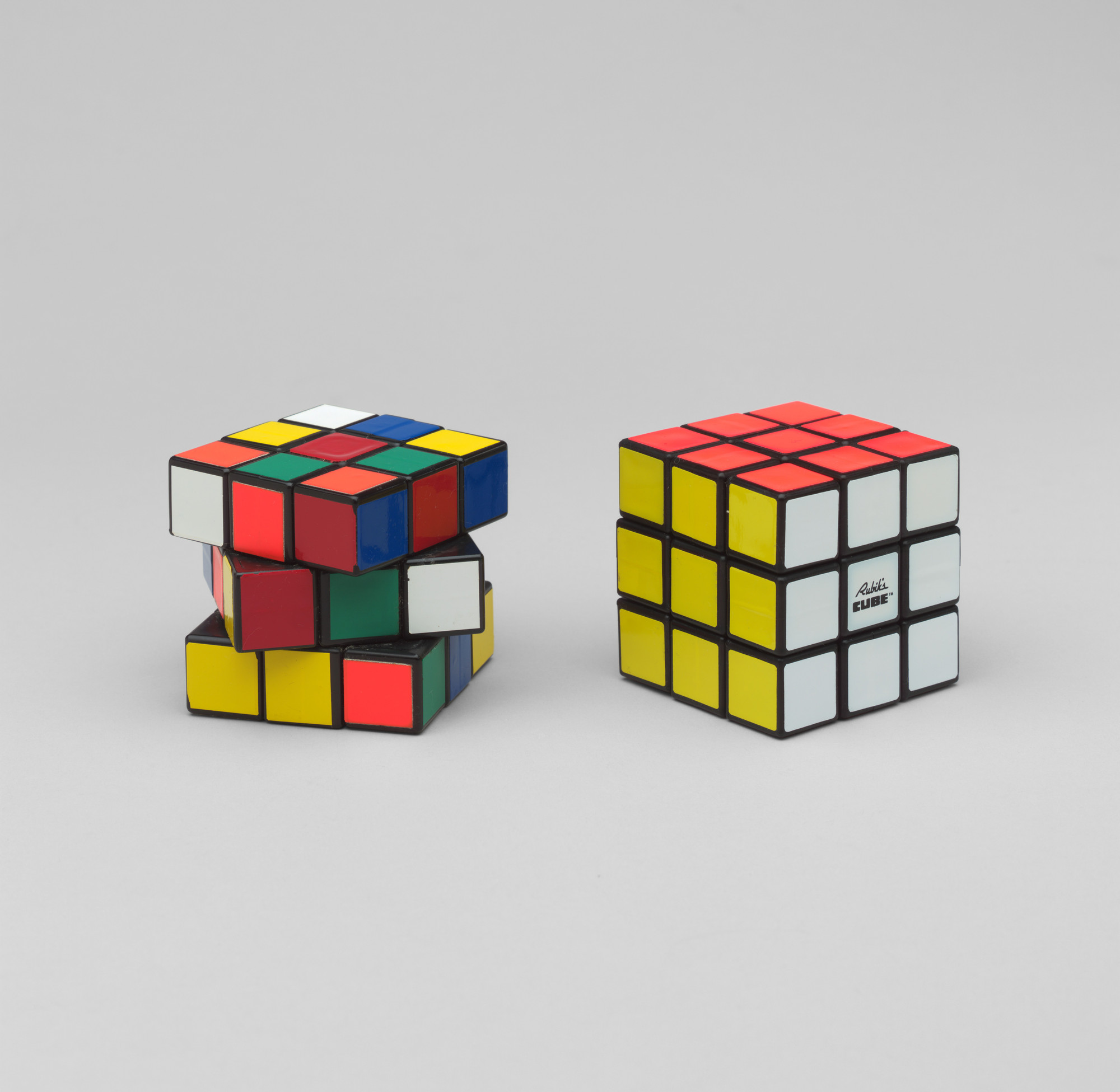 ernö rubik. rubik's cube. 1974 | moma