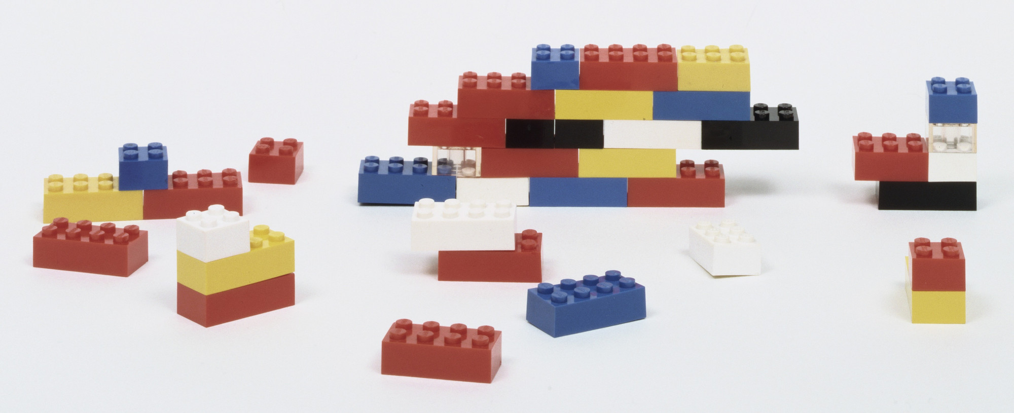 Godtfred Kirk Christiansen Lego Building Bricks 19541958 Moma