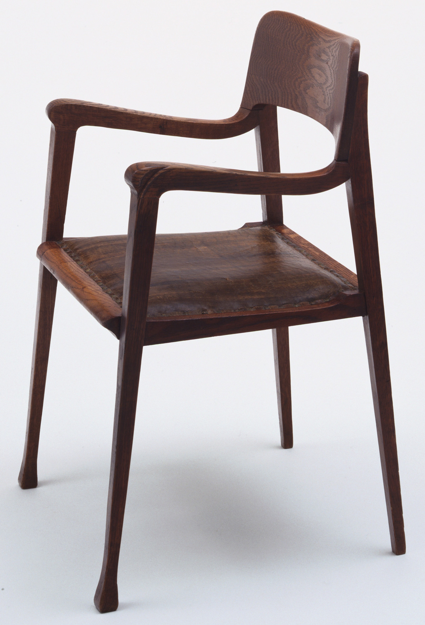Richard Riemerschmid. Armchair. 1898-99