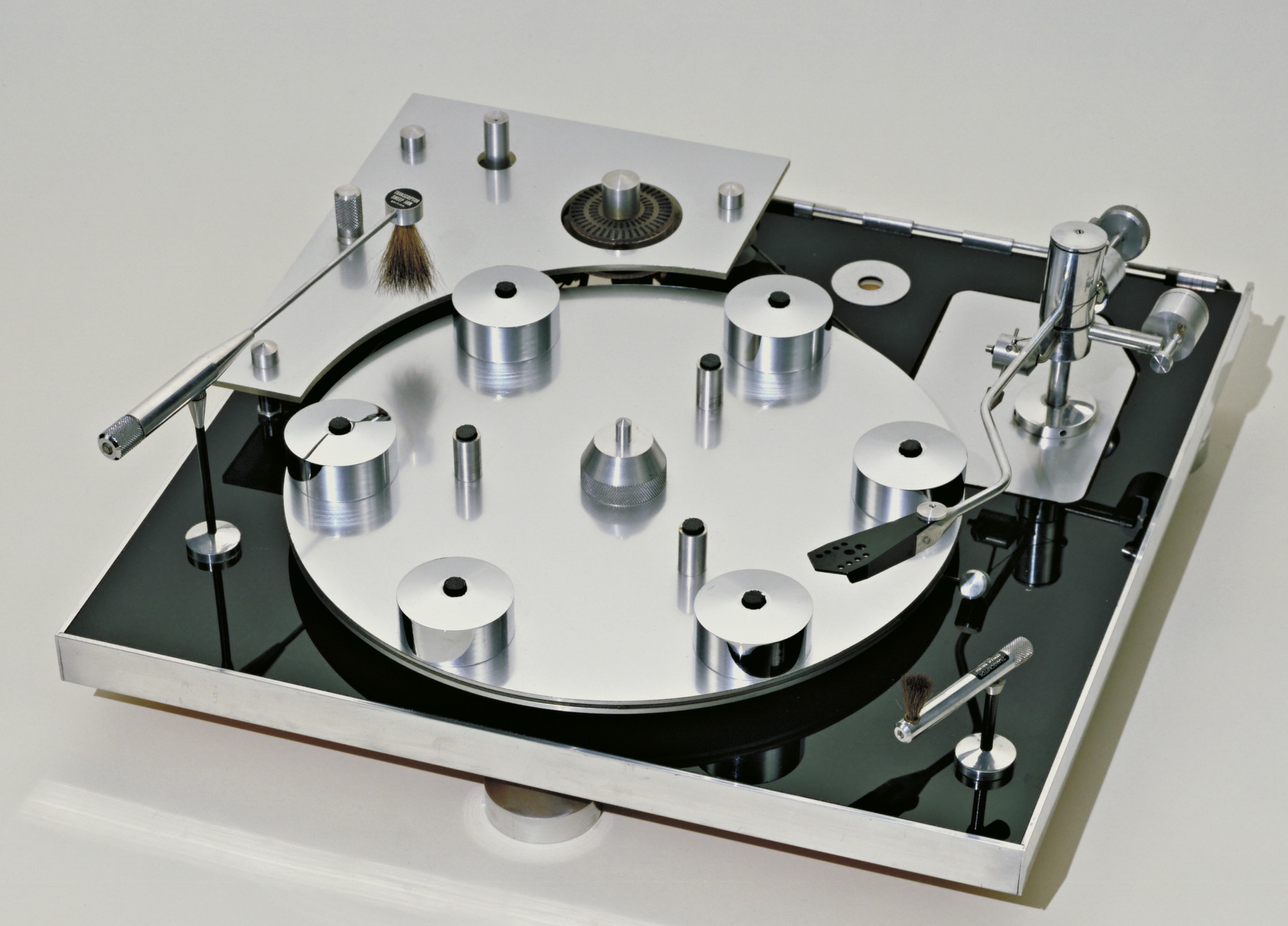 David Gammon. Turntable. 1964