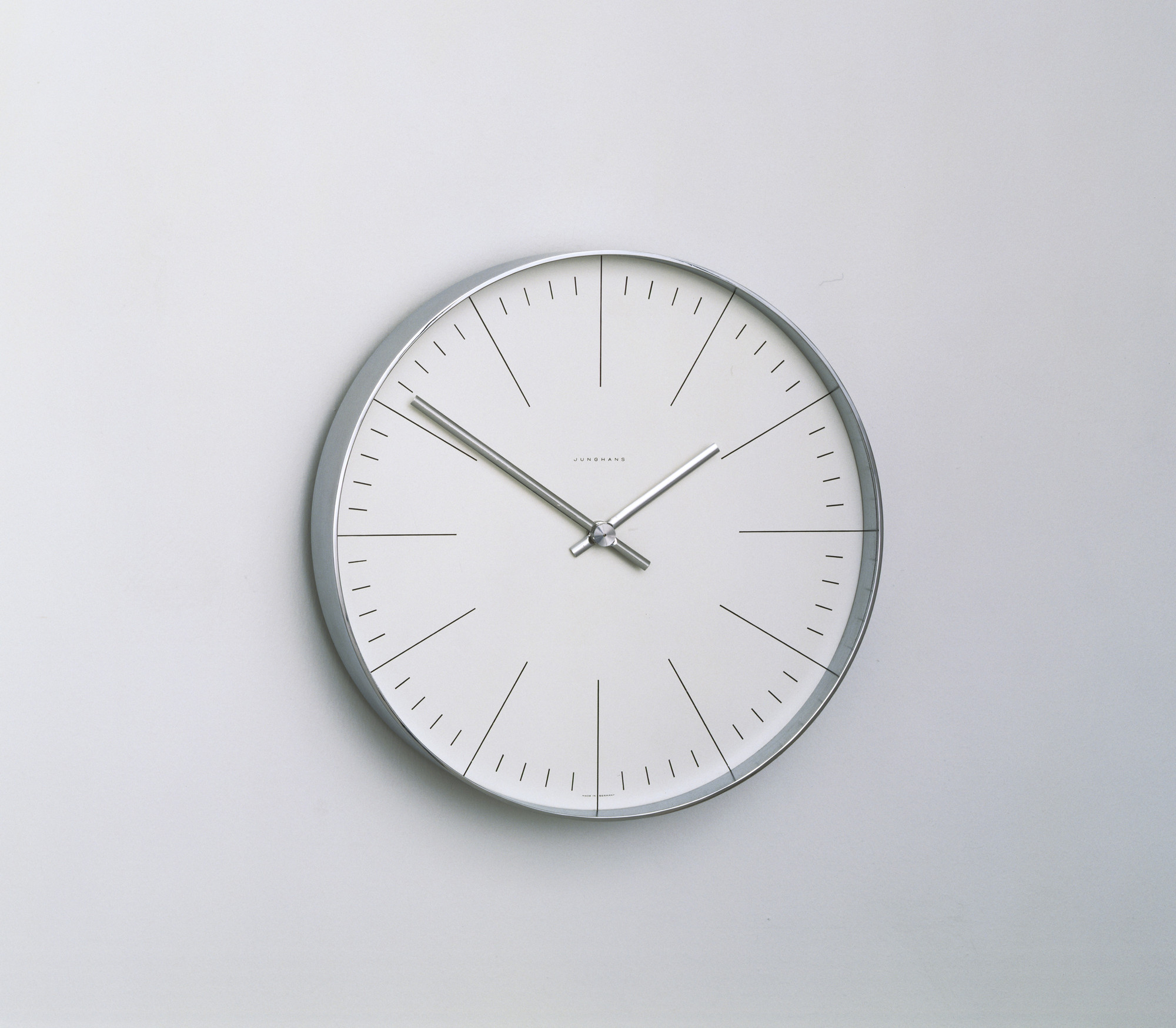 Max Bill. Wall Clock (model 32/0389). 1957