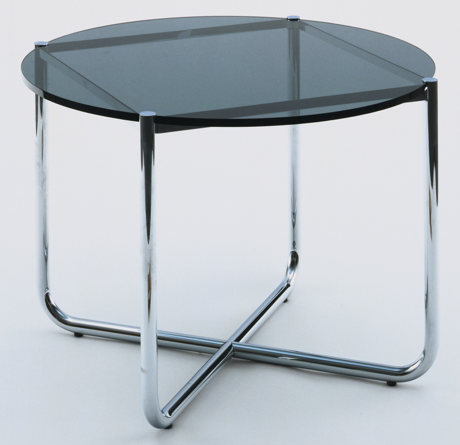 Ludwig Mies van der Rohe. MR Coffee Table (This example manufactured 1976). Designed 1927 (this example 1976)