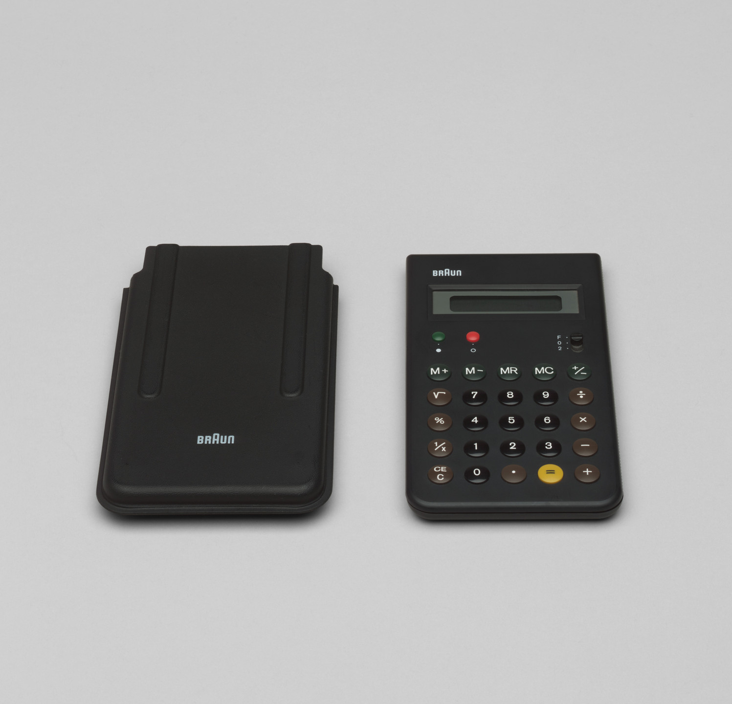 Dieter Rams, Dietrich Lubs. Calculator (model ET 55). 1980