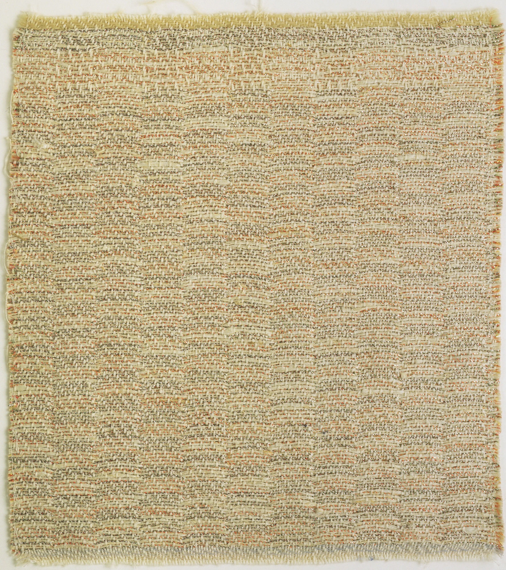 Anni Albers. Evening-Coat Material. 1946