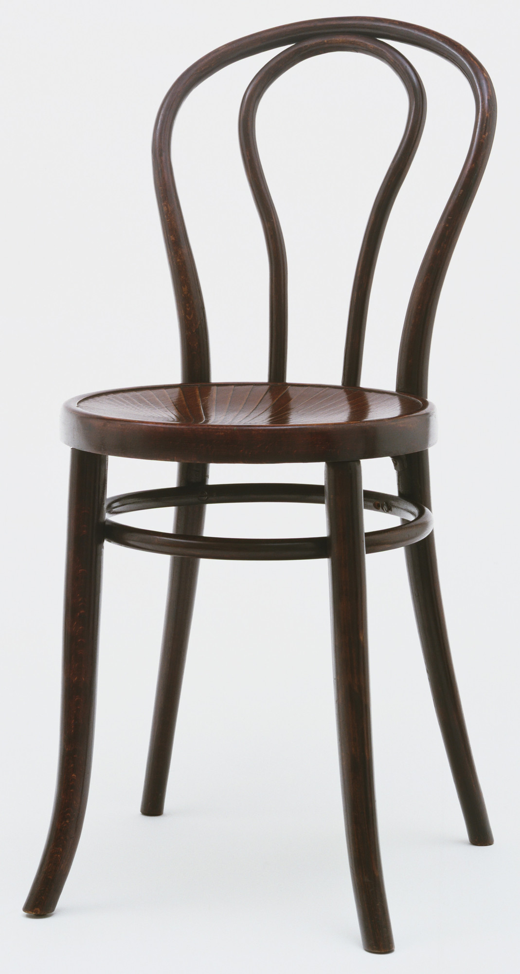 Gebrüder Thonet, company design. Vienna Café Chair (no. 18). 1876