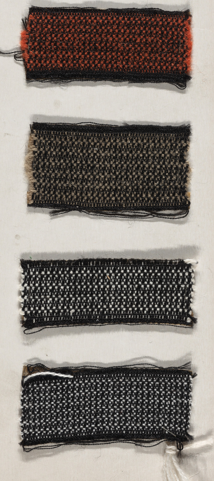Anni Albers. Woven Fabric Samples. 1933