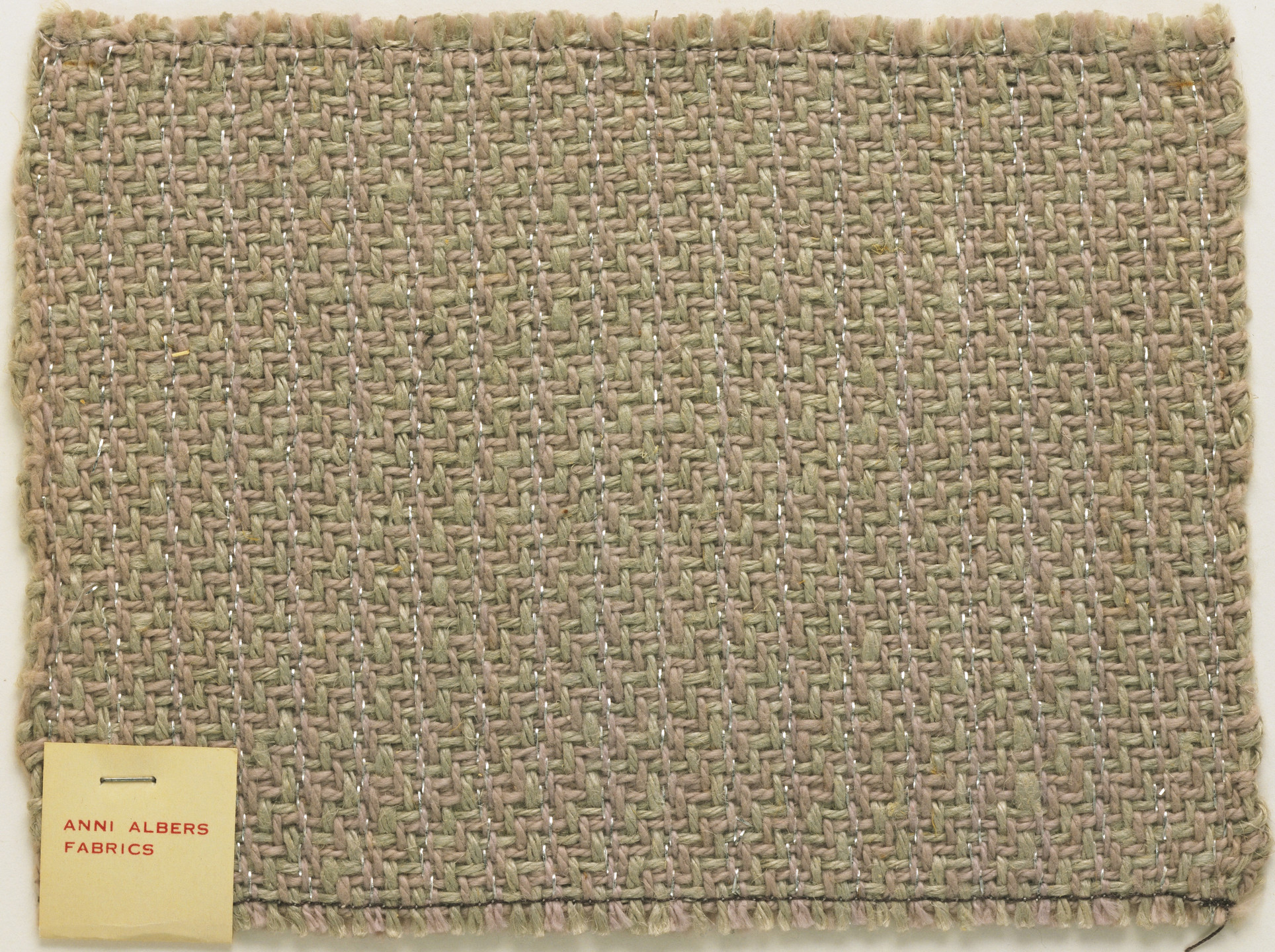 Anni Albers. Drapery Material. After 1933