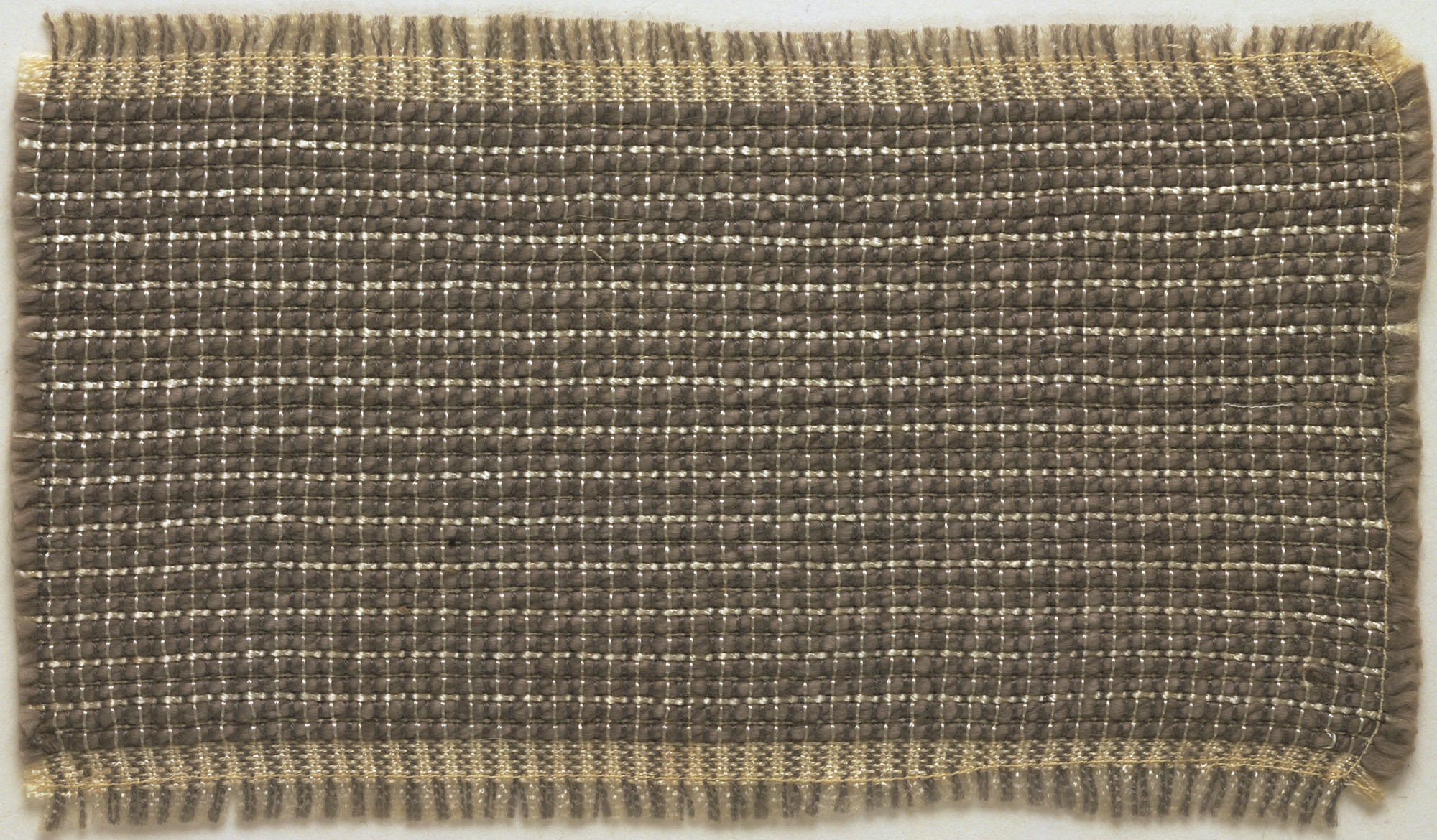 Anni Albers. Upholstery material. 1929
