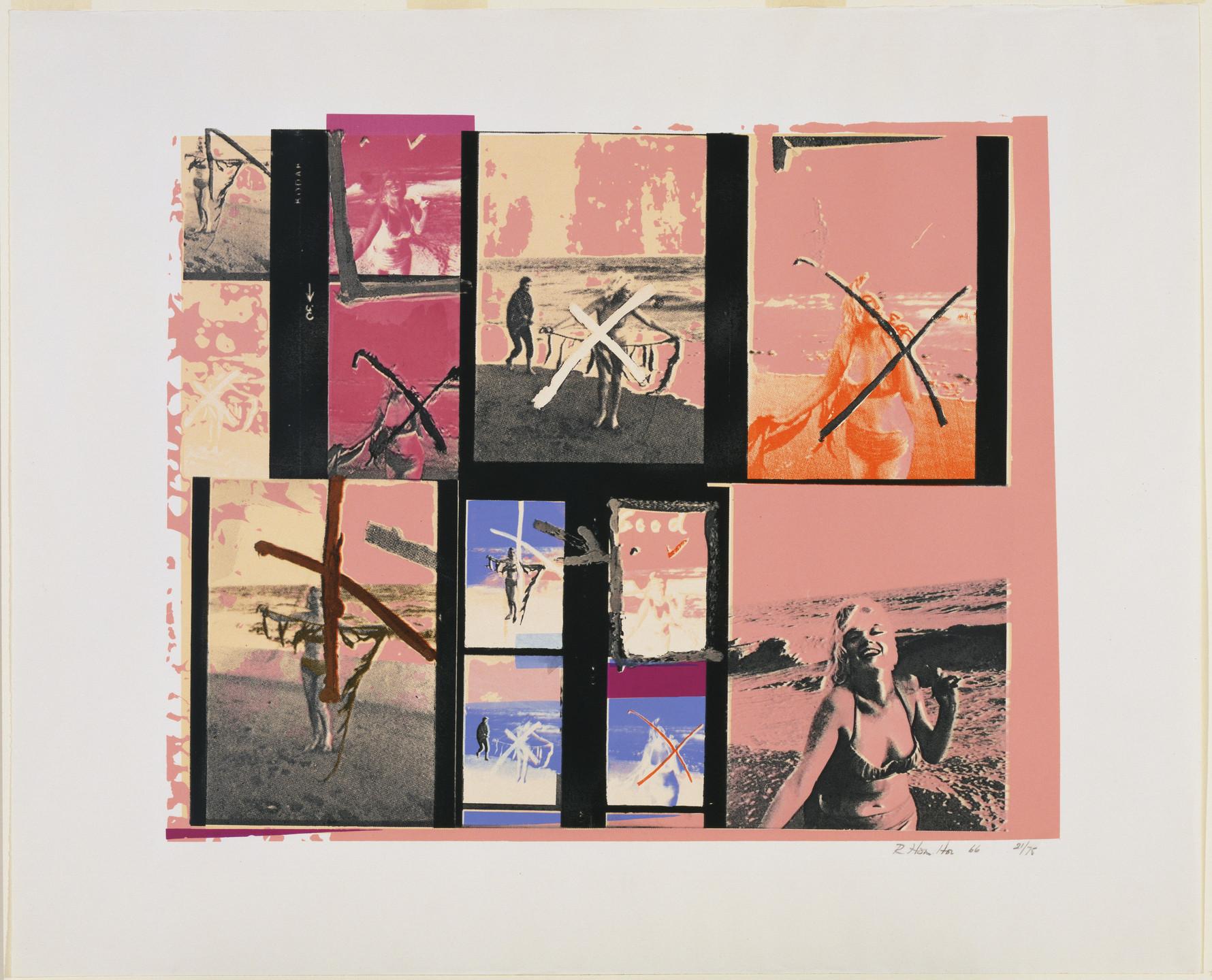 Richard Hamilton. My Marilyn. 1965, published 1966 | MoMA