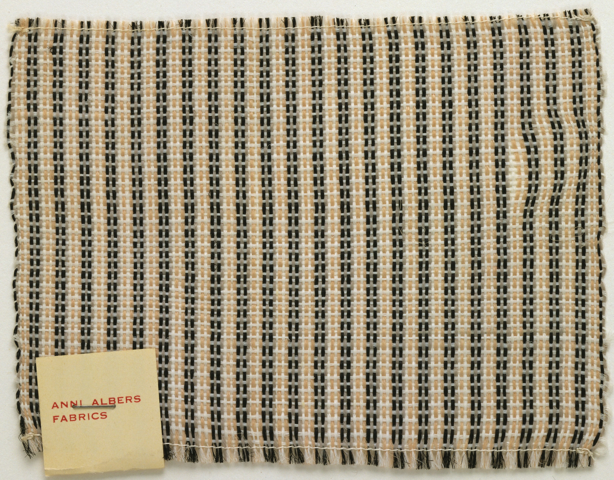 Anni Albers. Wall-Covering Material. After 1933