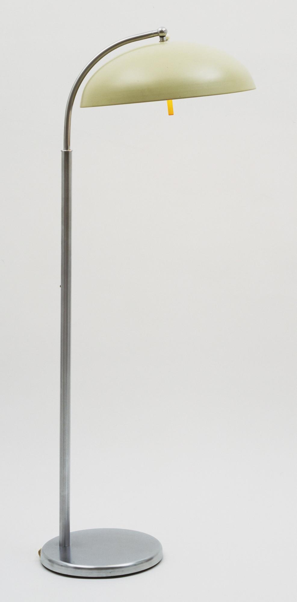 Walter Von Nessen Floor Lamp C 1927 35 Moma