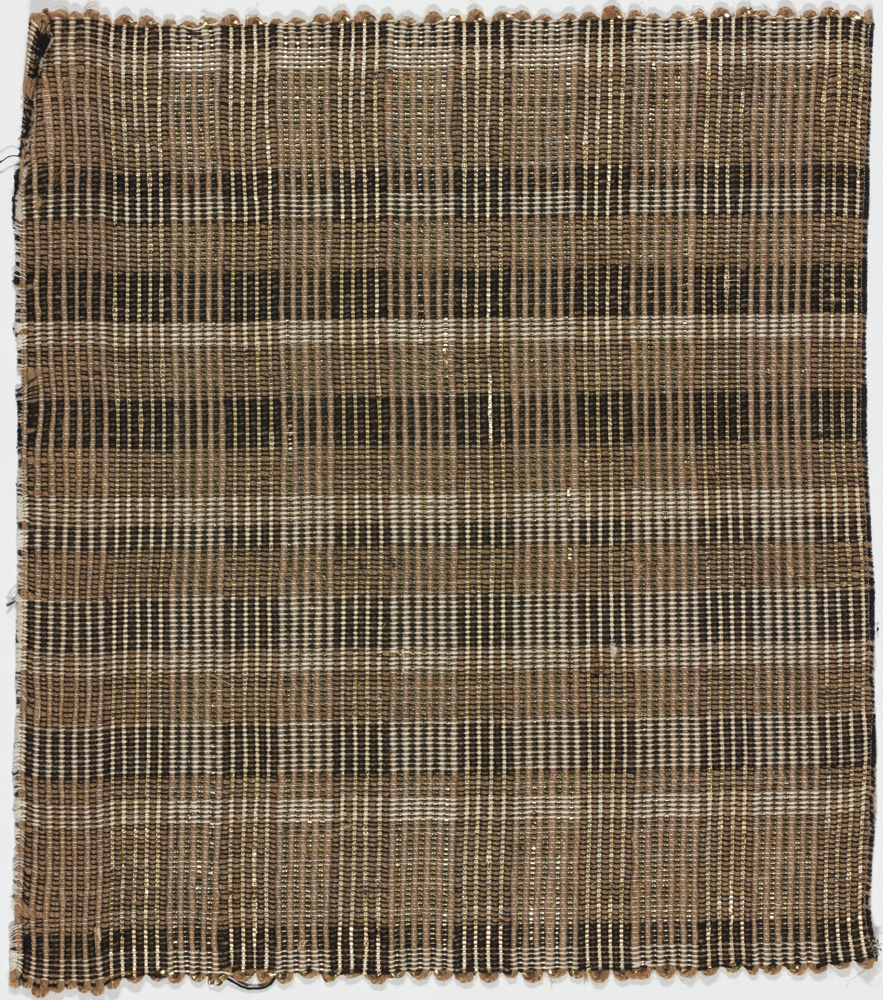 Anni Albers. Display-Fabric Sample. 1949
