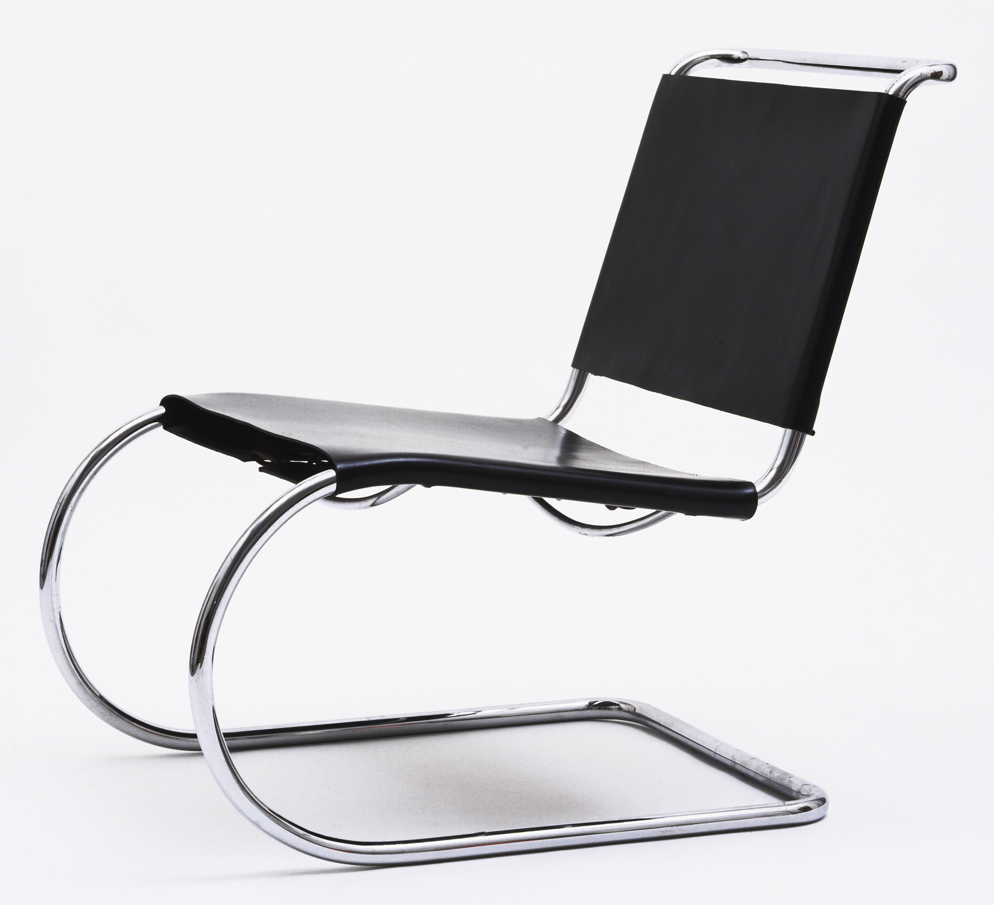 Ludwig Mies Van Der Rohe Mr Side Chair 1927 Moma