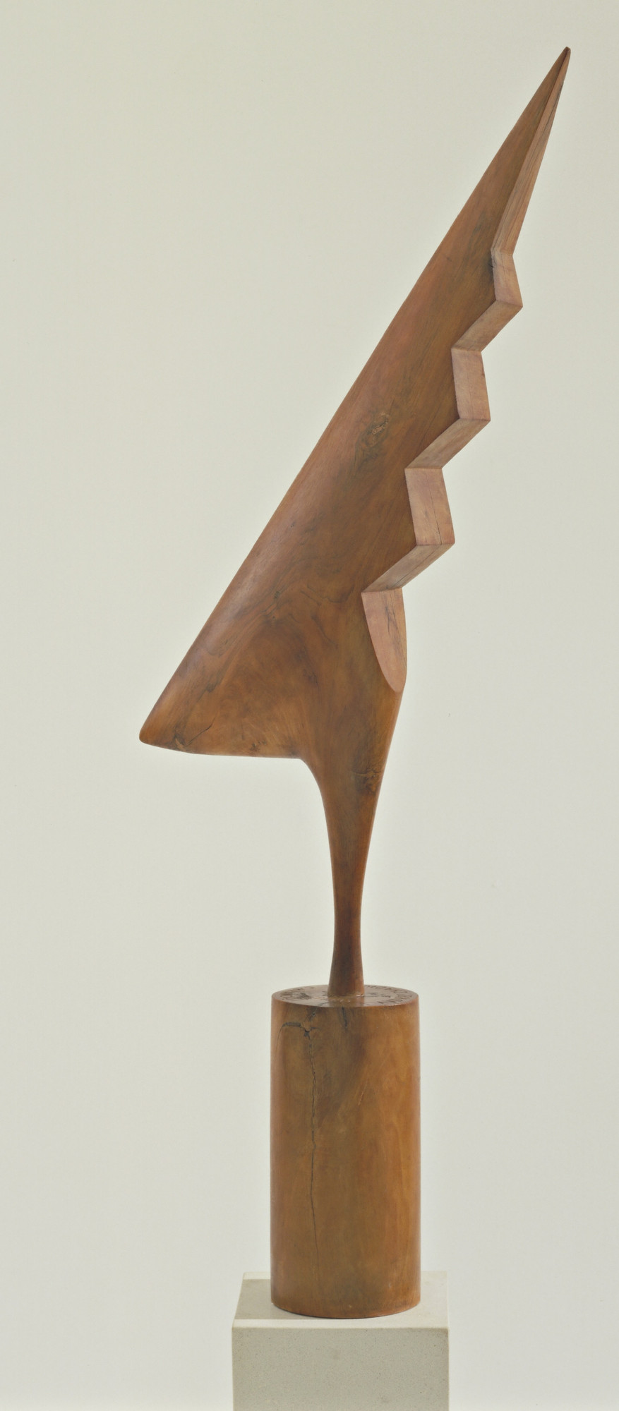 Constantin Brancusi. The Cock. Paris 1924
