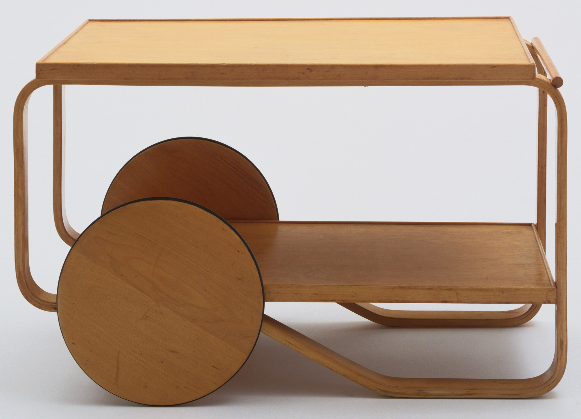 Alvar Aalto. Tea Trolley (model 98). 1936–1937