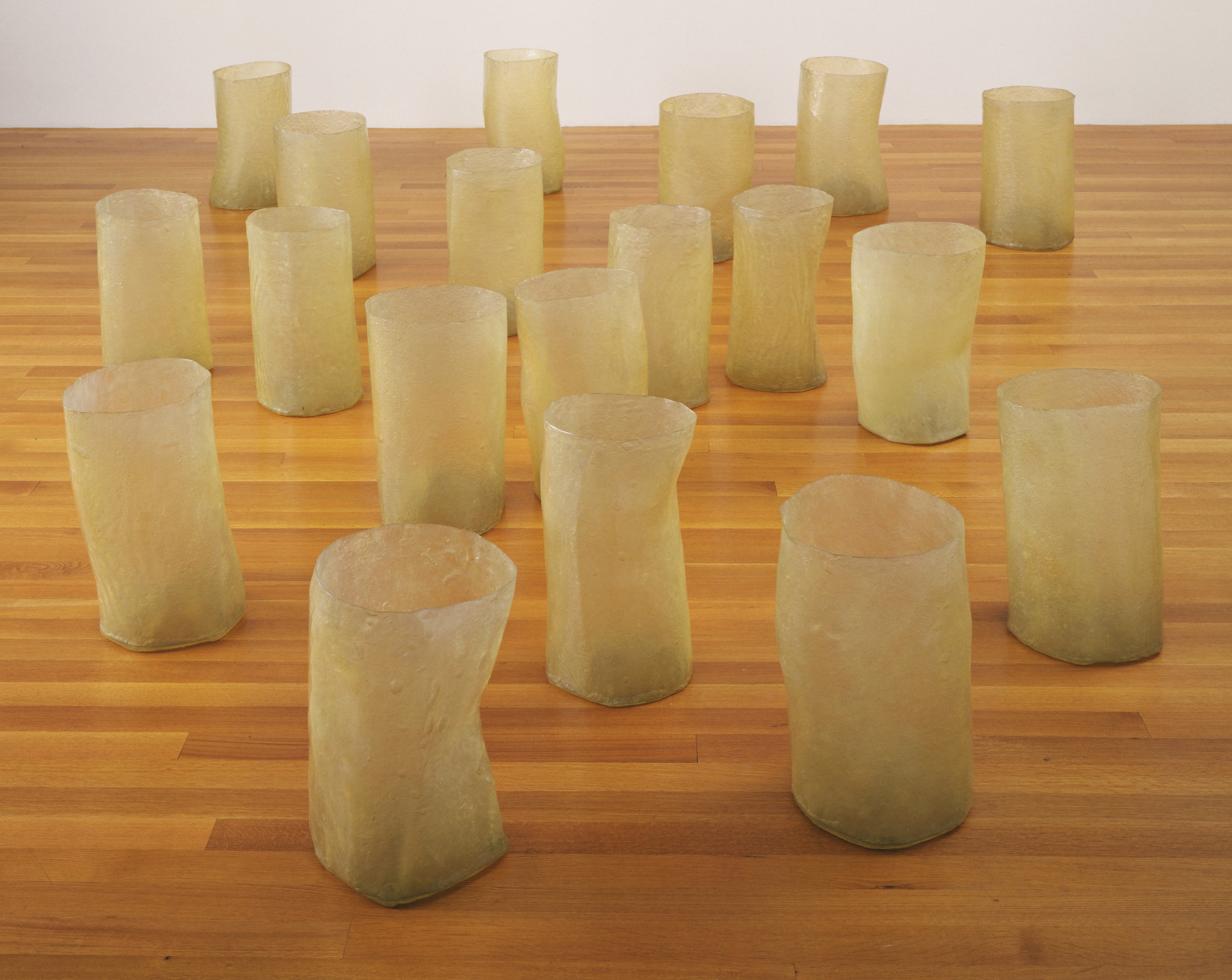 Eva Hesse. Repetition Nineteen III. 1968