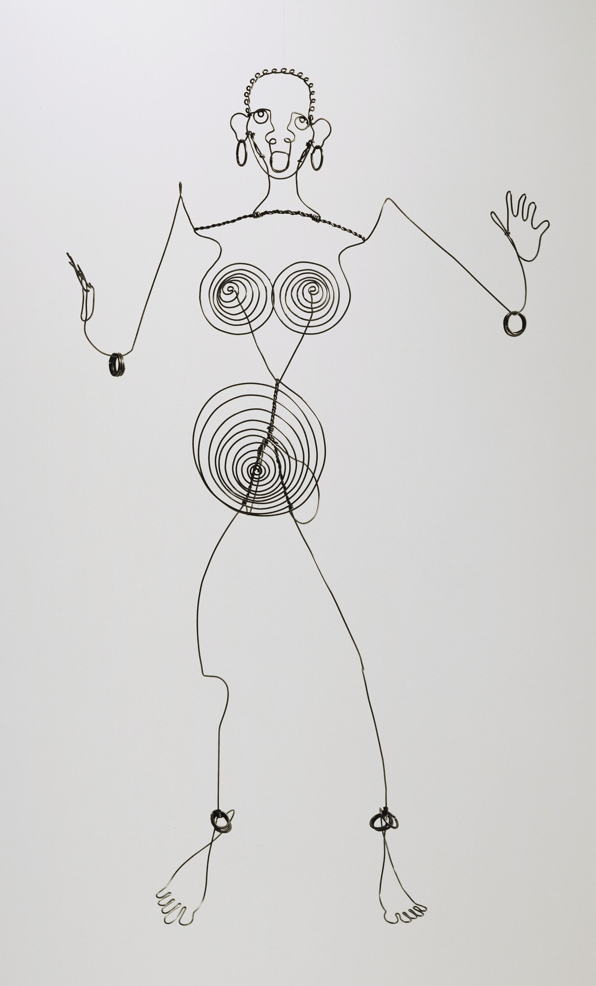 Alexander Calder Josephine Baker Iii Paris C 1927 Moma Wiring Diagram For Jackson Ps 1