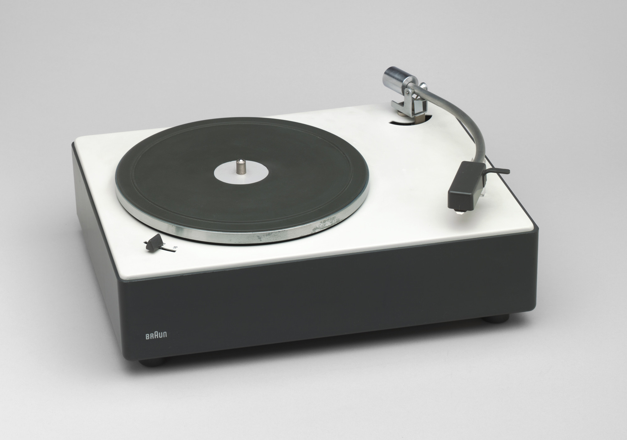 Dieter Rams. PS 2 Stereo Turntable. 1963