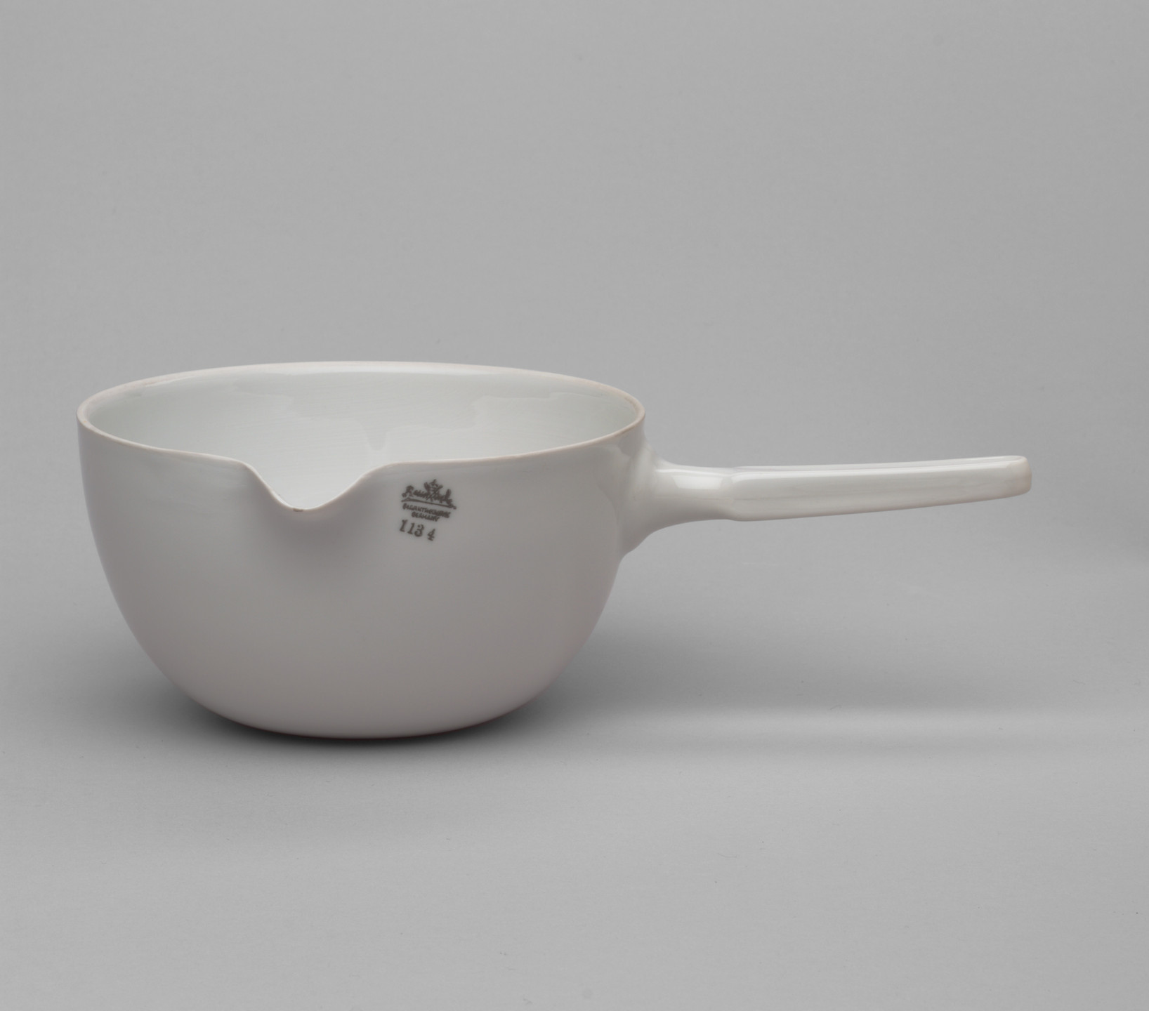 Rosenthal Porzellan A.G., Germany. Casserole with Handle. Unknown