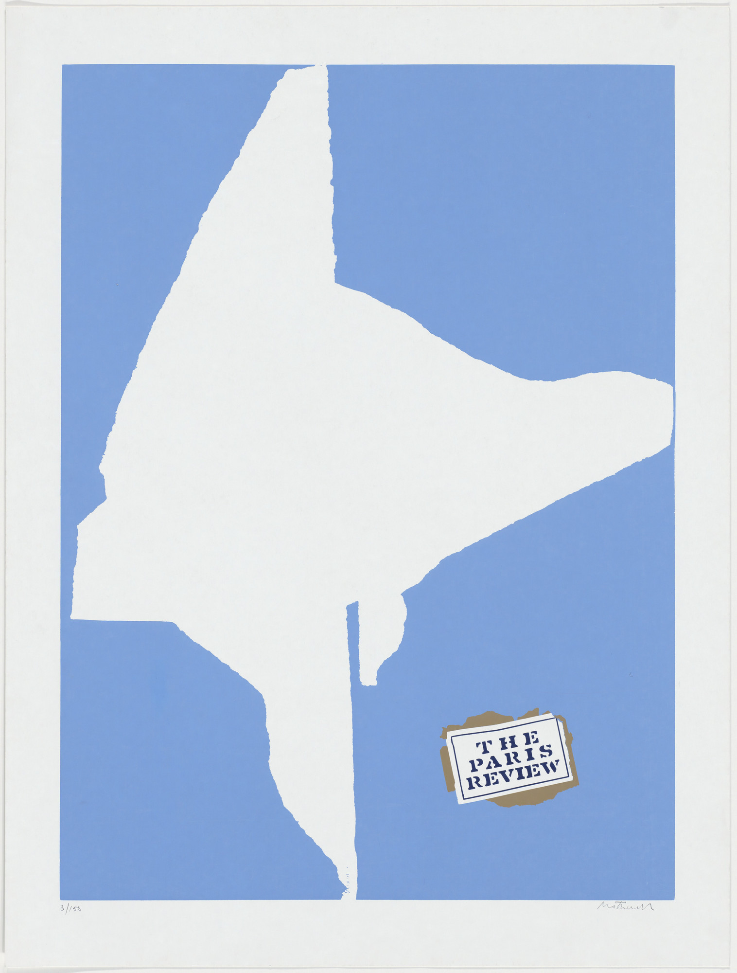 Robert Motherwell. Paris Review. 1967