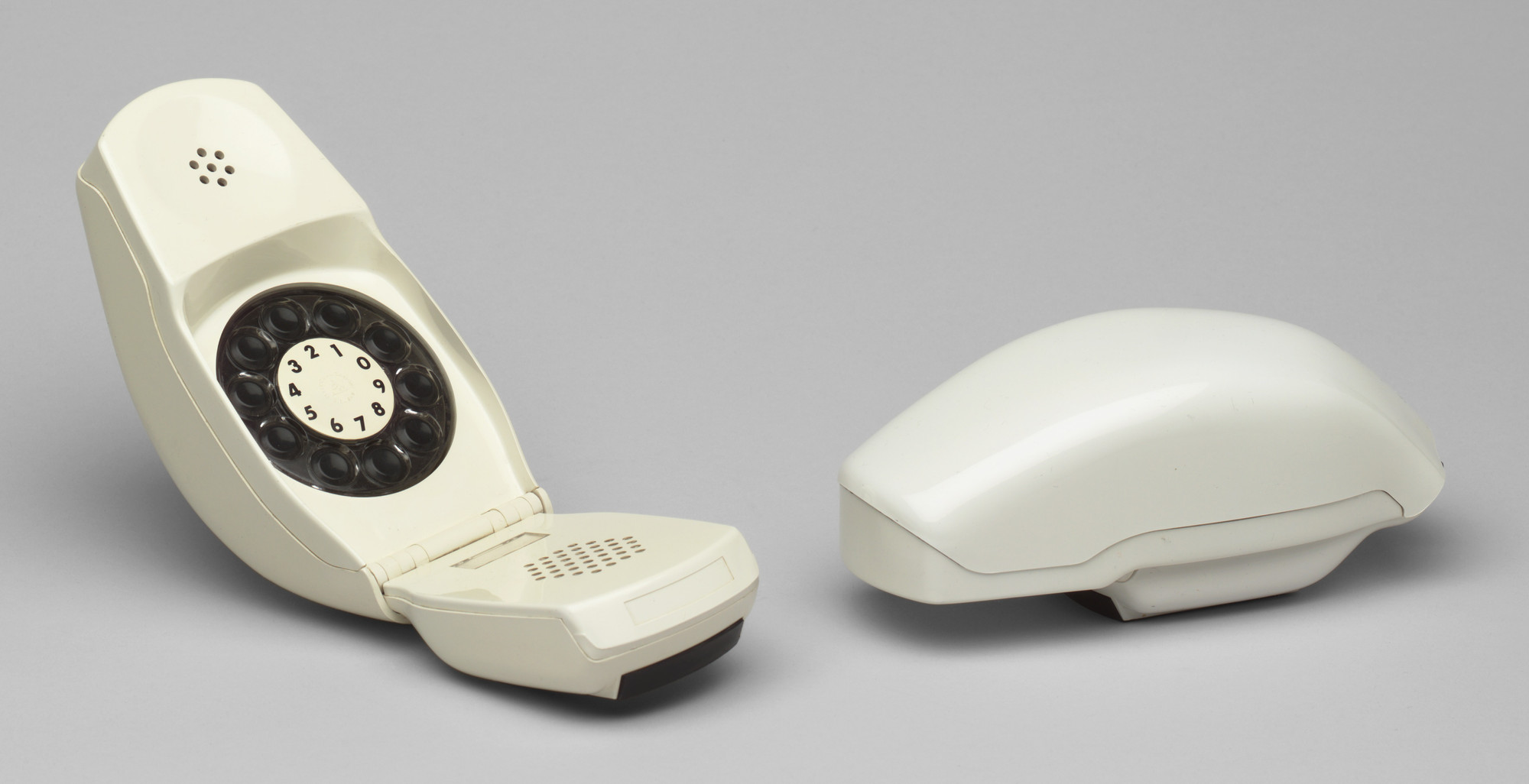 Marco Zanuso, Richard Sapper. Grillo Folding Telephone. 1966